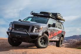 nissan titan concept truck nissan titan xd pro 4x project basecamp is one tough truck