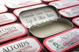 valentines day ideas for him s day gift ideas a diy lemon lip balm made in an altoid