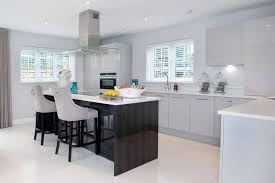designer development properties millwood designer homes grey gloss kitchen from millwood designer homes based in tonbridge kent