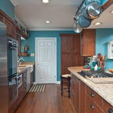 Teal Kitchen Ideas | kitchen teal wall design pictures remodel decor and ideas our