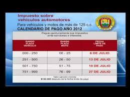 impuestos vehiculos valle 2016 gobernación de santander inició control para el pago de impuestos