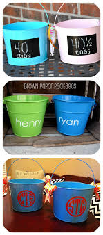 painted easter buckets 70 free easter basket templates for kids tip junkie