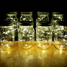Mason Jar String Lights Sale Led String Light Firefly Light Indoor Outdoor Vintage
