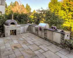 outdoor kitchen designs with pizza oven outdoor grill and pizza