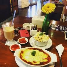 Menu Vosco Coffe Malang a place to spend the day in malang nay