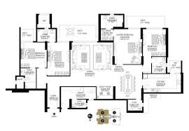 Floor Plan For 1500 Sq Ft House by Dlf The Crest In Sector 54 Gurgaon Price Location Map Floor