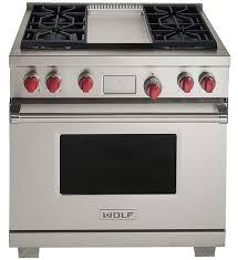 Wolf Gas Cooktops Wolf Appliances Winning Appliances