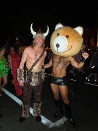 Halloween Costumes Teddy Bear Fun Groovy Costumes West Hollywood U0027s Halloween Carnaval
