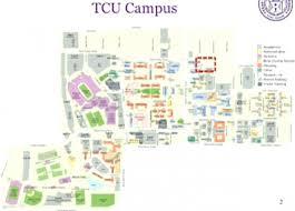 tcu parking map tcu gets waivers for cus building builders exchange