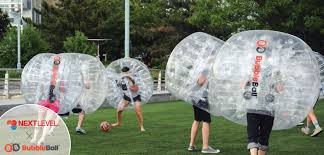 bounce flip roll we now have bubbleball next level sports