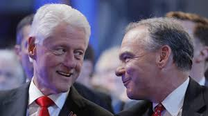 Bill Clinton Hometown by Tim Kaine Once Said Cheating Politicians Should Resign U2014including