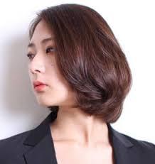 medium length women hairstyles korean shoulder hair cut for women medium length korean hairstyles