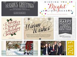 imprinted cards merry happy new year 2018