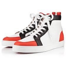 christian louboutin chaussures pas cher paris baskets christian