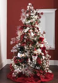 snowman christmas tree raz 2013 on decorated christmas trees trendy tree