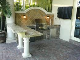 Outdoor Kitchen Backsplash Ideas Aesthetic Outdoor Kitchen Backsplash Ideas Outdoor Kitchen