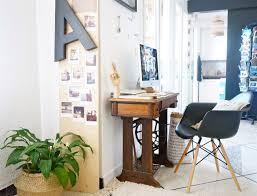 coin bureau dans salle à manger chez moi mon coin bureau et des idées pour intégrer un espace de