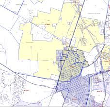 Jefferson County Zip Code Map by Maps Jefferson County Commission Wv