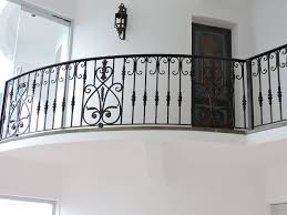 stair railing mediterranean design wrought railings