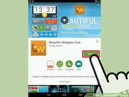 beautiful widgets pro apk how to use beautiful widgets 9 steps with pictures