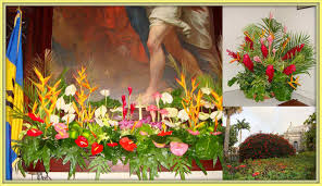 inspiration anglican late blooms anglican church altar decoration