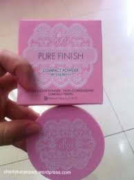 Bedak Pixy Compact Powder Finish be you tiful with pixy bb cerah12jam this is my story