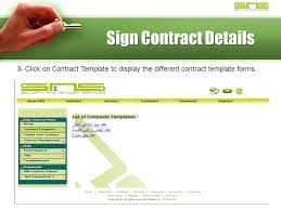 sign contract future with no limits sign contract details 1 to