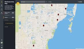 Miami Neighborhood Map by Share Post Hurricane Irma Hazard Spots Volunteer Meetups And