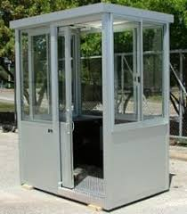 security booth guard booths portafab cisco eagle catalog guard booth 8 w x 6 4 quot d w