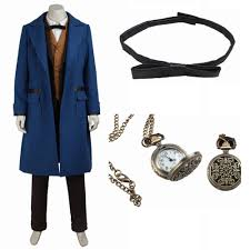 fantastic beasts and where to find them costume newt scamande