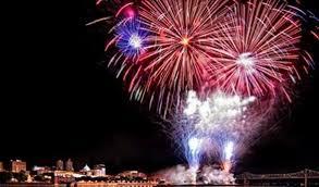 Festival Of Lights Peoria Il Fireworks Peoria Public Radio