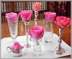Small Flower Vases Centerpieces Small Flower Vases Centerpieces Home Design Ideas