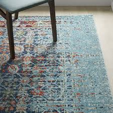 Area Rugs Blue Artemis Area Rug Reviews Joss