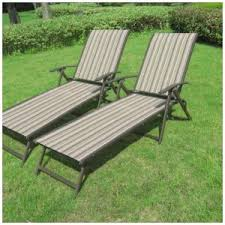 furniture cozy patio recliner for your outdoor chair design