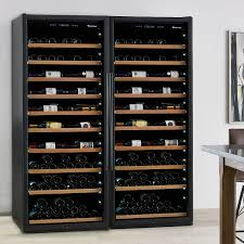 classic xl 600 bottle wine cellar with vinoview shelving wine