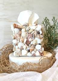 Beach Bathroom Decor by Beach Bathroom Decor Shell Tissue Box Cover Seashell