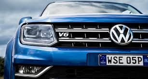 volkswagen amarok custom volkswagen amarok sportline the new entry level v6 loaded 4x4