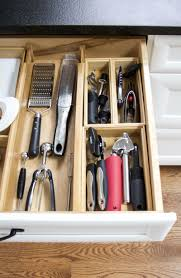 how to organize kitchen utensil drawer 4 bite size tips to organize kitchen utensils in 10