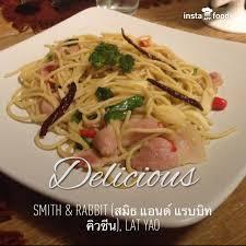 smith cuisine review ร านอร อยท หลบม ม ร าน smith and rabbit ย านประชา