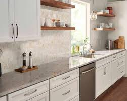 what color countertop goes with white cabinets 5 granite colors that go perfectly with white cabinetry