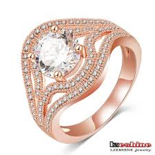 indian wedding ring new gold plated finger ring big indian wedding ring