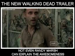 Walking Dead Season 3 Memes - deadshed productions the walking dead season 3 comic con 2012