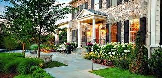 Front Porch Landscaping Ideas Wrap Around Porch Landscaping Round Designs