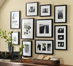 Gallery Wall Frames by 6 Ways To Set Up A Gallery Wall