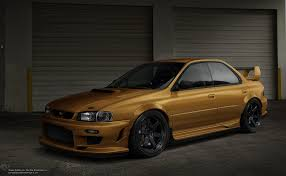 subaru gc8 widebody subaru impreza gc8 by cop creations on deviantart