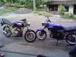 yamaha rxz u2013 rzr indonesia standar dan modifikasi motorblitz