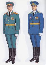 under the red star uniform periods