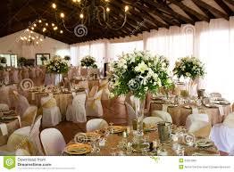 wedding and reception venues indoors wedding reception venue with decor stock photos image