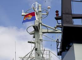 Why Is The Australian Flag Important The Tradition Of Colours And Sunset Royal Australian Navy