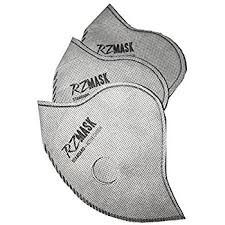 Rz Mask Rz Mask Air Filtration Dust And Pollution Mask M2 Mesh Large